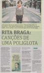 Jornal Metro, Portugal (entrevista) 9/11/2011