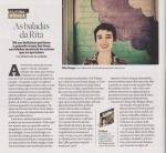 Revista Visão, Portugal 15/09/2011