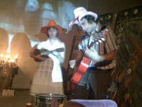 Chips and Salsa live at Candelabra Gallery in Tucson, AZ, 2010