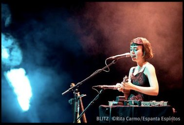 live at Coliseu dos Recreios, Lisboa 2011