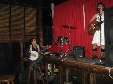 live at Hyperion Tavern w/ Yvette Dudoit, LA 2010