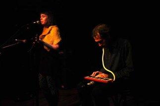 live w/ Vuk Palibrk at Knochen Box, Berlin 2010