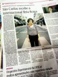"""""""Primeira Página"""" (São Carlos, Brasil 27/06/2013)"""