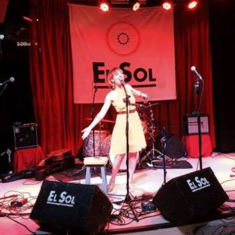 live at El Sol, Madrid April 2016