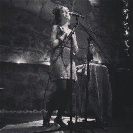 live at Mercedes Bar, Porto February 2016