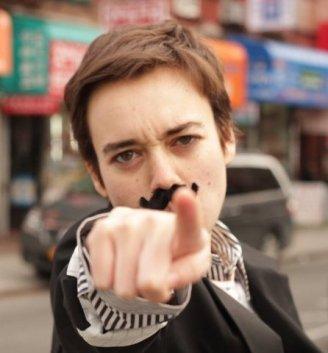 shooting the Ramblin' Man video with Chris Carlone, Chinatown NYC 2011