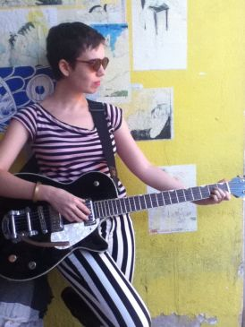 Rock n rolling in Casa do Mancha, Sao Paulo 2013