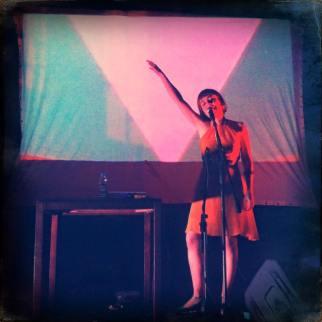live at Salao Brazil, Coimbra May 2016
