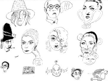 random characters (2012)