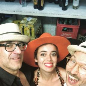 Andaluzia tour with Victor Coyote and Ricardo Moreno. May 2015